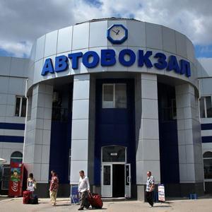 Автовокзалы Новокуйбышевска