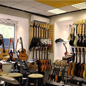 Музыкальные магазины Новокуйбышевска