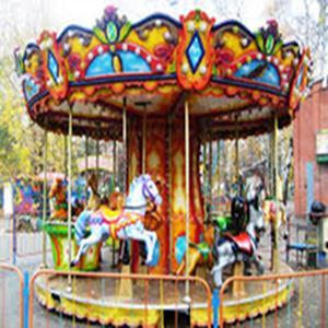 Парки культуры и отдыха Новокуйбышевска