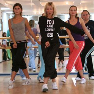 Школы танцев Новокуйбышевска