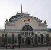 Железнодорожные вокзалы в Новокуйбышевске