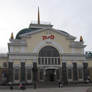 Железнодорожные вокзалы Новокуйбышевска